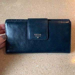 Fossil Tab Clutch wallet